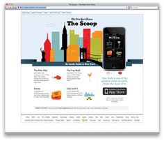The Scoop, App of New York