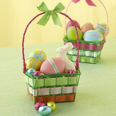 The Best and Cheapest 30 DIY Easter Decorations You've Ever Seen home crafts, easter crafts, craft projects, craft ideas