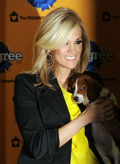 Carrie Underwood - 6th Annual Pedigree Adoption Drive