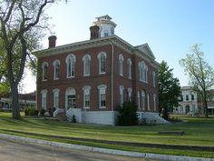 Johnson County Court House Vienna, Illinois