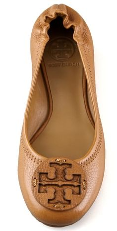 Love these Tory Burch flats!