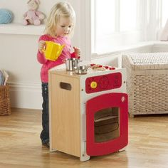 Chelsea Toy Kitchen Cooker