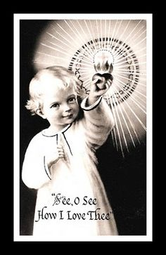 beauti pictur, holi cardsse, sacr heart, cathol faith, inspir quoteswow, inspirational quotes, prayer cards, thee, catholic baby jesus