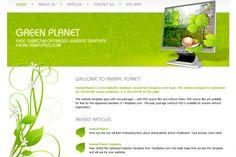 20 Free & Beautiful Website Templates