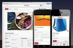 Cool New Stuff from Pinterest: Introducing More Useful Pins-products, recipe pins and movie pins! www.shelleyroth.com to find our next Pinterest class in Houston