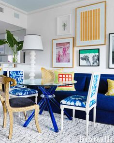 2015 Color Trend: Greek Blue