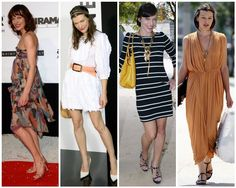 Milla Jovovich - probably my favorite actress and she rocks the stage in all ways.