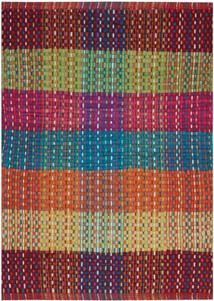 Chindi Rugs–100% Cotton Shag Rugs, Red Color Chindi Shag Rugs, Green Color Chindi Shag Rugs, Flat Weave Rugs
