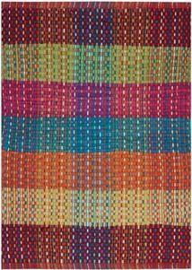shag rug, cotton flat, weav rug, flat weav, rug stripe