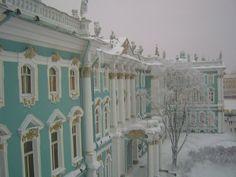 """  Winter Palace (Зимний дворец) in St. Petersburg, Russia """