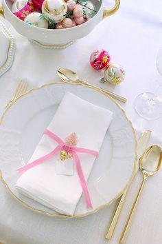 #Entertaining Table Setting