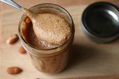 Homemade Almond Coconut Butter