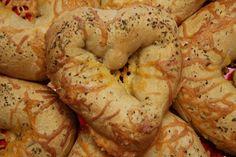 Paula's Bread: Valentine Bread Sticks!