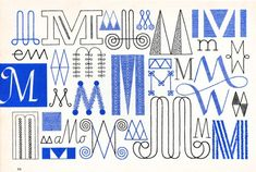 monogram font, graphic designers, art sketchbook, type pattern, embroideri typographi, alphabet soup, typography, hand lettering