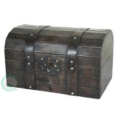 Old Style Barn Wood Trunk $40.99