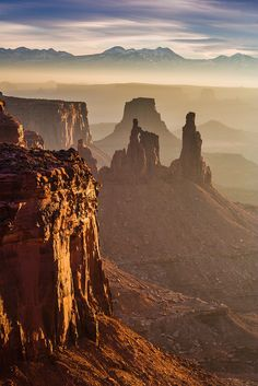 Canyonlands National Park, Utah; photo by Hans Kruse