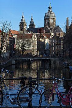 Amsterdam - Sint Nicolaaskerk