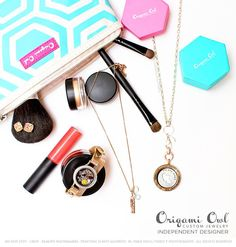 """Is Origami Owl a part of your daily beauty """"bag of tricks""""?"""