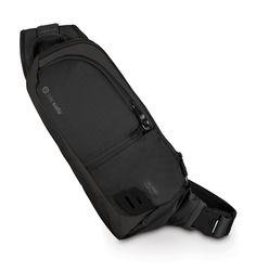 Everyday slingpack in black. Venturesafe 150 GII!