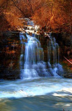 Taughannock State Park, New York