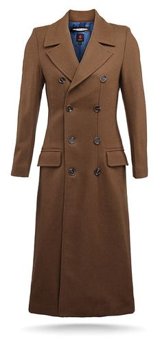 Officially Licensed Doctor Who Tenth Doctor Ladies Coat