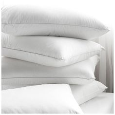 Set of 2 - Giovanni 100% Goose Down Alternative Pillow - Save 81% only $29