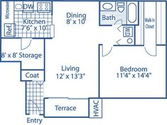 Small cabin plans on pinterest 37 pins for 8x8 kitchen layout