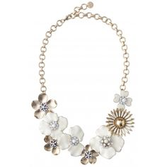 bling, statement necklaces, jewelry necklaces, cloth, accessori, bloom necklac, dot bloom, stelladot, stella dot