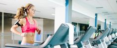 20 Minutes on the treadmill + 10 minute-arm workout = great way to spend 30 minutes!