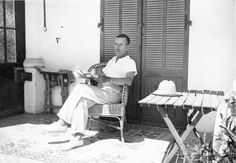 Paul Thomas Mann holidays in France rather than the Venetian beach his protagonist Von Aschenbach retired to