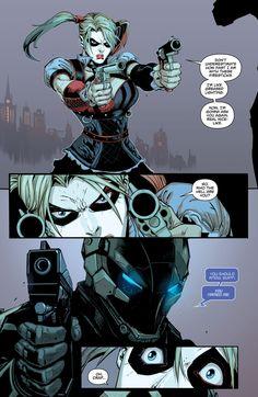 Batman - Arkham Knight - Genesis 4 Page 11