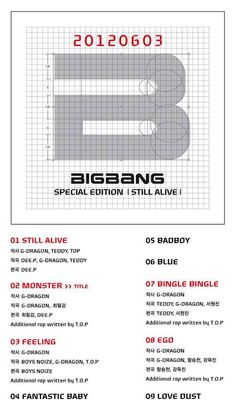 Big Bang to Release Special Edition Album With New Songs #Bigbang #Kpop #Mnet