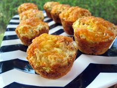 Breakfast Muffins - egg/cheese/bacon