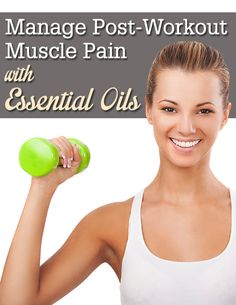 Massage Oil Blends for Sore Muscles