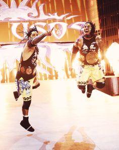 WWE Tag Team Champions The Usos