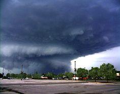 Tornado/super cell