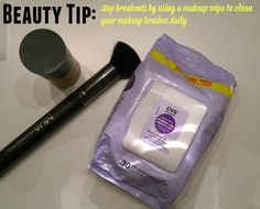 Beauty Tips for Busy