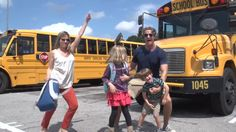 'Baby Got Class': Viral video family returns with back-to-school song