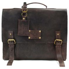 Dirty Harry Eco Dark Brown O My Bag