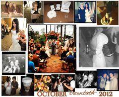 My wedding.    www.blog.jessicaholleyphotography.com