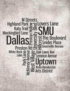 Dallas, I Love You