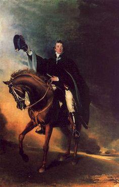 The Duke of Wellington on Copenhagen, 1818