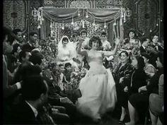 Egypt - Nagwa Fouad - Belly Dance from Film 'The Ruined Honeymoon' 1960