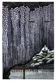 ray morimura, japanese prints, printmak, japanes art, sankeien, japanes print, morimura art, morimura ray, illustr