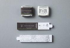 Fulton & Roark Wax Cologne Packaging