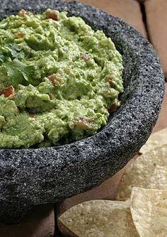 Fresh Guacamole: http://www.latimes.com/features/food/la-fo-guacamole-recipe,0,2727539.story