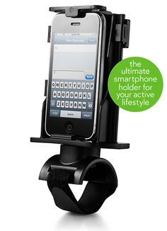 the ultimate smartphone holder for your active lifestyle