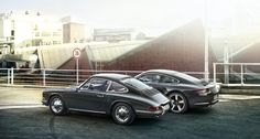 Side by side #porsche #911 #50th #anniversary