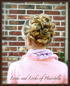How to: wedding and prom hairstyles