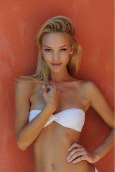 White bandeau hair colors, girl, eye makeup, summer makeup, blondes, beauti, beauty, beach, eyes
